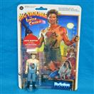 """Funko ReAction Big Trouble in Little China Jack Burton 3.75"""" Fully Posable"""